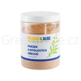 Prášek z mýdlových ořechů v BIO kvalitě - 0,5 kg Yellow & Blue