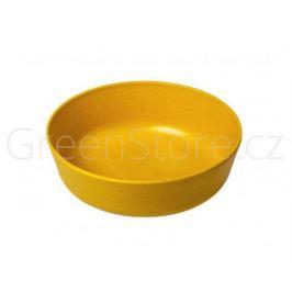Miska mělká žlutá Living Eco Dining - 400ml