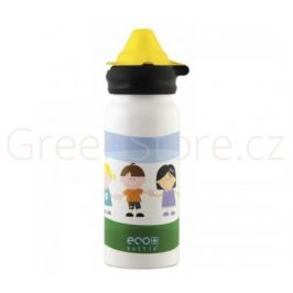 Lahev Eco Bottle Kids World 400ml