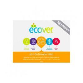 Ecover Tablety do myčky 25ks - vše v jednom 500g