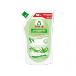 Frosch Tekuté mýdlo - náhradní náplň Aloe Vera 500ml