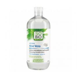 BIO Micelární čisticí voda Aloe Vera 500ml SO´BIO