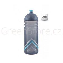 Zdravá lahev Bike Hory - modrá 0,7l R&B Mědílek + špuntík zdarma