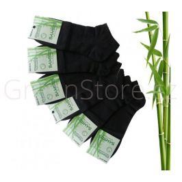 Test Bambusové ponožky pánské kotníkové ba31580594
