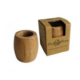 Bambusový stojánek na kartáčky - velký Curanatura