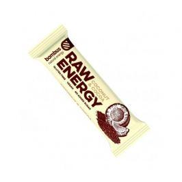 Bombus Raw energy tyčinka Kokos & Kakao 50g
