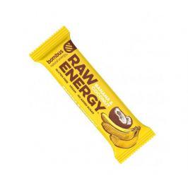 Bombus Raw energy tyčinka Banán & Kokos 50g
