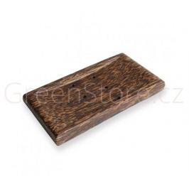 Mýdlenka z dřeva kokosové palmy 12,5 x 6,5cm