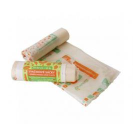 HBaBio Kompostovatelné svačinové sáčky (15ks)