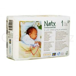 Eko plenky vel.1 (2-5kg) 26ks Naty Nature