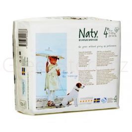 Eko plenky vel.4+ (9-20kg) 25ks Naty Nature
