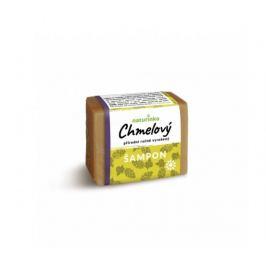 Přírodní tuhý chmelový šampon 45g Naturinka Pro muže