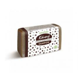 Přírodní tuhý kávový šampon 110g Naturinka