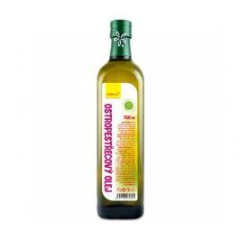 Ostropestřecový olej v RAW kvalitě 750ml Wolfberry Oleje
