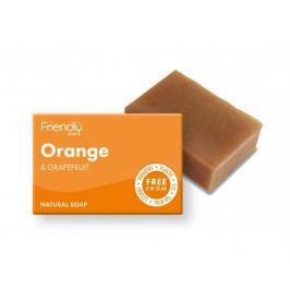 Friendly Soap Přírodní mýdlo pomeranč a grep 95g