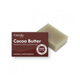 Friendly Soap Přírodní mýdlo na čištění obličeje s kakaovým máslem 95g