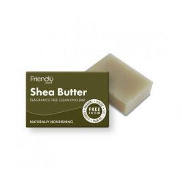 Friendly Soap přírodní mýdlo na čištění obličeje s bambuckým máslem 95g