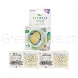 EcoEgg Náhradní náplň Bez vůně - 54 praní