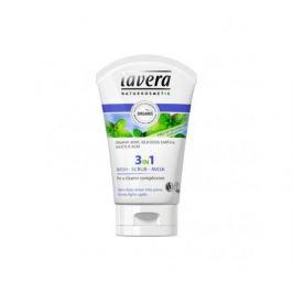 Lavera 3v1 Očista & Peeling & Maska 125ml BIO