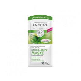 Lavera Hloubková čistící maska Máta 2x5ml BIO