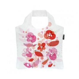 Ecozz Ekologická nákupní taška Happy Roses