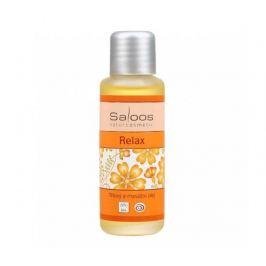 BIO tělový a masážní olej Relax 50ml Saloos