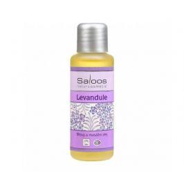 BIO tělový a masážní olej Levandule 50ml Saloos