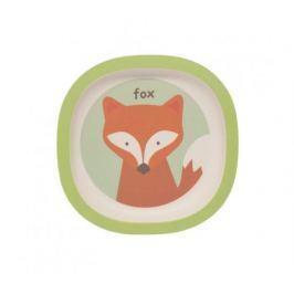 Zopa Bambusový talířek - liška