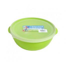 Biodora Miska s víkem 2l z bioplastu - zelená