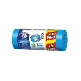 Fino Pytle na papír z recyklovatelného plastu 35l (20ks)