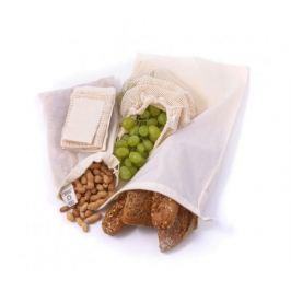 Sada sáčků na potraviny (3ks) Tierra Organica