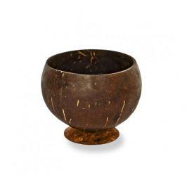 Přírodní miska z kokosu s podstavou 600ml Artemis