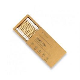 Ecohead tyčinky do uší BIO bavlna, bambus (200ks)