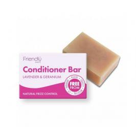 Friendly Soap Přírodní kondicionér na vlasy levandule a pelargónie 95g