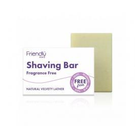 Friendly Soap Přírodní mýdlo na holení bez vůně 95g