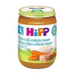 HIPP BABY MENU BIO karot. s rýží a tel. 190gCZ6143