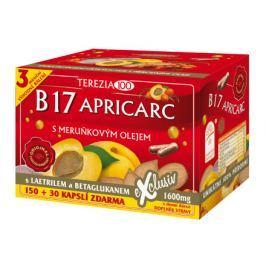 Terezia Company B17 Apricarc s meruňkovým olejem 180 kapslí