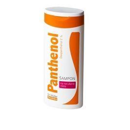 Panthenol šampon na narušené vlasy 250ml