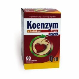 Dacom Pharma Koenzym Q10 s hořčíkem 60 tobolek