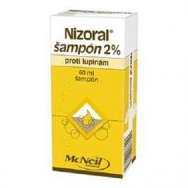 Nizoral šampon 2% 60