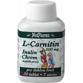 MedPharma L-Carnitin 500mg+Inulin+Chrom tbl.37