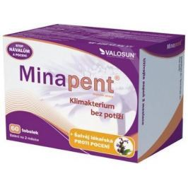Minapent+šalvěj lékařská tob.60