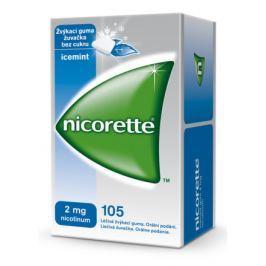Nicorette Icemint Gum 2mg orm.gum.mnd.105x2mg