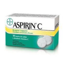 Aspirin C tablety šumivé 10