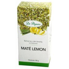 Maté zelené Lemon 100g ochucený byl.Dr.Popov