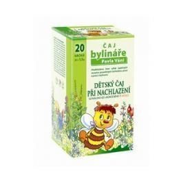 Čaj Váňa Dětský čaj při nachlazení 20 x 1.5g