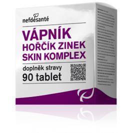nefdesanté Vápník Hořčík Zinek Skin komplex tbl.90