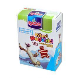 RACIO rýžoví medvídci s mléčnokakaovou polevou 35g