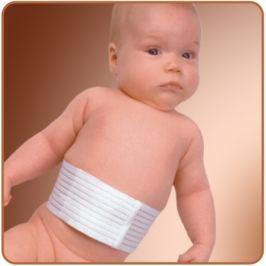 Pás kýlní pupeční dětský vel.1