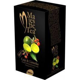 Majestic Tea Goji+Limetka n.s.20x2.5g Biogena